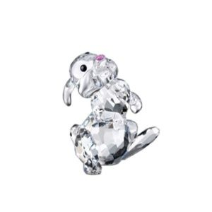 Swarovski Thumper Crystal Figurine